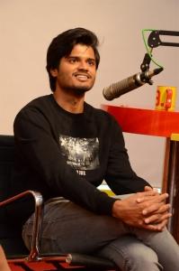 Actor Anand Deverakonda @ Dorasaani 2nd Song Launch Radio Mirchi Photos