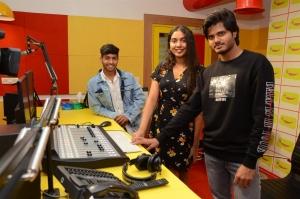Dorasaani 2nd Song Launch Radio Mirchi Photos