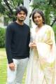 Anand Deverakonda, Shivathmika @ Dorasani Movie Trailer launch Stills