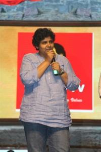 BV Nandini Reddy @ Dorasani Pre Release Function Stills