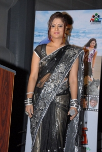 Hot Anchor at Double Trouble Movie Audio Release Stills