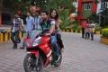 Ravi Shanker, Pavani Reddy in Double Trouble Movie Stills
