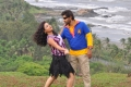Ravi Shanker, Ragini in Double Trouble Telugu Movie Stills