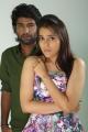 Sanjay Sivan, Rashmi Gautam in Dhowlath Movie Stills