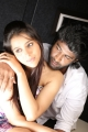 Rashmi Gautam, Sanjay Sivan in Dhowlath Movie Stills