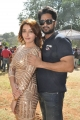 Sonia Mann, Richard Rishi @ Dr Chakravarthy Movie Opening Stills