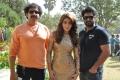 Sekhar Suri, Sonia Mann, Richard Rishi @ Dr Chakravarthy Movie Opening Stills