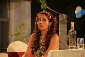 Actress Sonia Mann in Dr Chakravarthy Movie Stills
