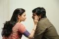 Tamanna, Vijay Sethupathi in Dr Dharmaraju MBBS Movie Stills