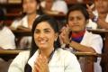Actress Srushti Dange in Dr Dharmaraju MBBS Movie Stills