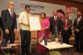 Priyadarshan at Dr KCG Verghese Excellence Awards 2013 Function Photos