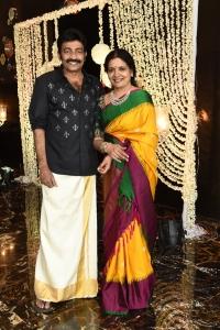 Jeevitha Rajasekhar @ Karthik Wedding Photos