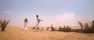 Aksha, Vijay Antony in Dr Saleem Movie Stills