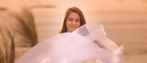 Actress Aksha in Dr Saleem Movie Stills