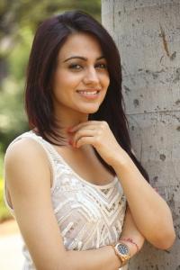 Actress Aksha Pardasany @ Dr.Saleem Movie Team Press Meet Stills
