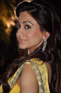 Aksha Pardasany @ Dr Salim Movie Audio Launch Stills