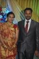 Director Senthilnathan Son Wedding Reception Photos