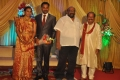Santhana Bharathi @ Director Senthilnathan Son Wedding Reception Photos