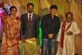 Anandaraj @ Director Senthilnathan Son Wedding Reception Photos