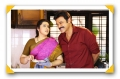 Meena, Venkatesh in Drushyam Movie First Look Stills