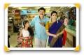 Baby Esther, Venkatesh, Meena in Drushyam Movie First Look Stills