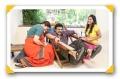 Meena, Venkatesh, Kritika in Drushyam Movie Photos