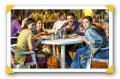 Venkatesh, Meena, Baby Esther, Kritika in Drushyam Movie Photos