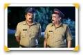 Ravi Kale, Paruchuri Venkateswara Rao in Drushyam Movie Photos
