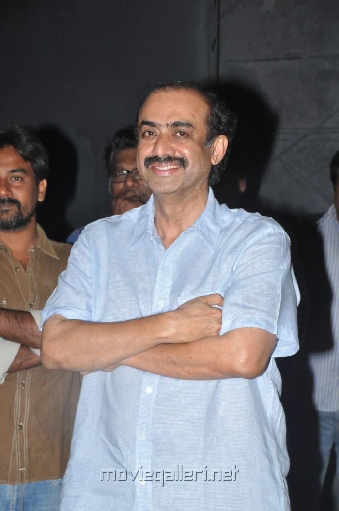D.Ramanaidu @ Drushyam Movie Press Meet Stills