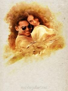 Karthi & Aditi Rao in Duet Movie First Look Images
