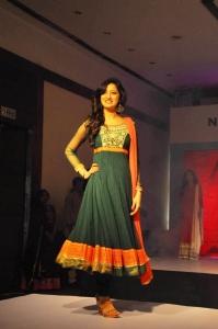 Richa Panai @ Dusshera Collection by Big Bazaar Glittering Fashion Show