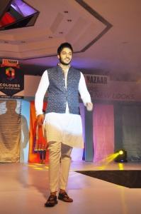 Dusshera Collection by Big Bazaar Glittering Fashion Show