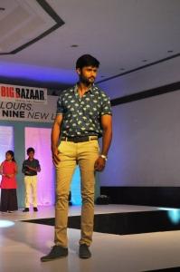 Kamal Kamaraju @ Dusshera Collection by Big Bazaar Glittering Fashion Show