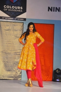 Diksha Panth @ Dusshera Collection by Big Bazaar Glittering Fashion Show