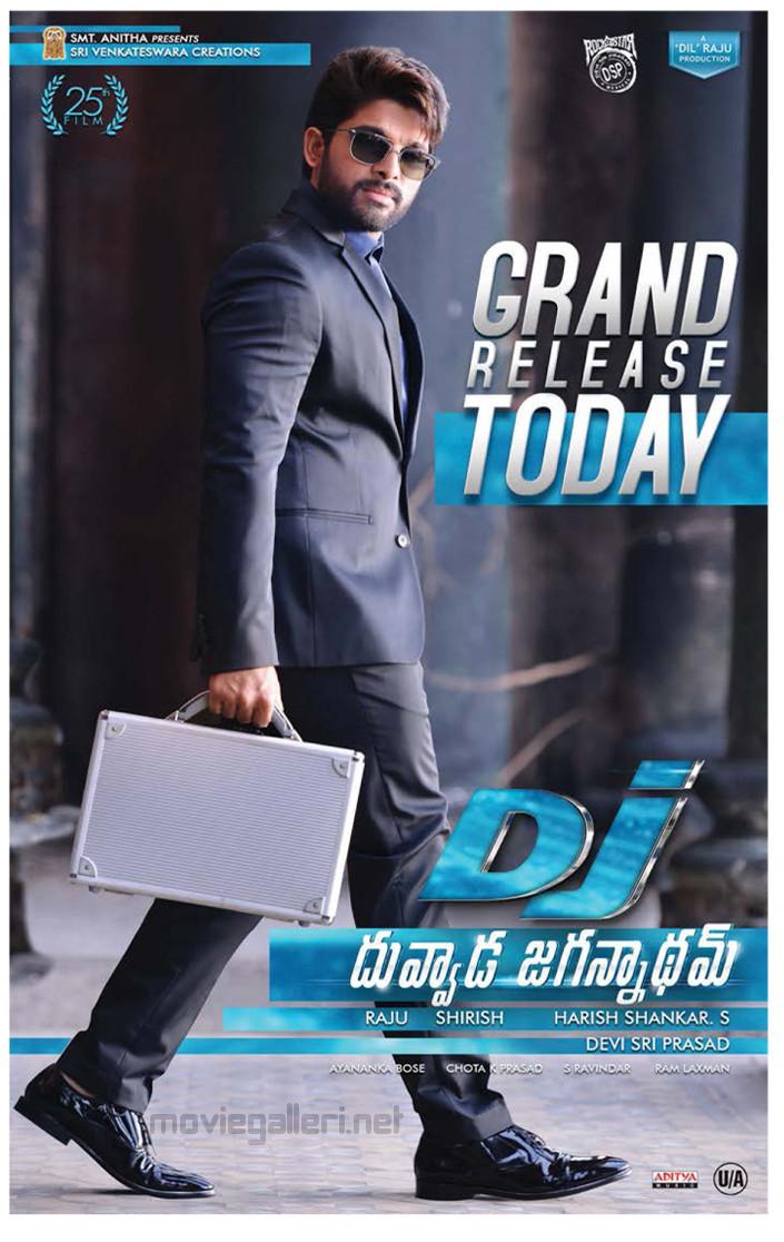 Dj Duvvada Jagannadham Full Movie 2017 Telugu Film Dubbed In Hindi