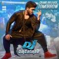 Actor Allu Arjun in DJ Duvvada Jagannadham Releasing Tomorrow Posters
