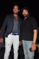 Manchu Vishnu, JD Chakravarthy @ Dynamite Movie Premier Show at IMAX Photos