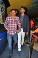 Ram Gopal Varma, Manchu Vishnu @ Dynamite Movie Premier Show at IMAX Photos