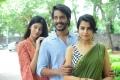 Pooja Solanki, Vijay Raja, Sasha Singh @ Edaina Jaragocchu Movie Trailer Launch Stills