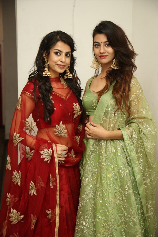 Sasha Singh, Pooja Solanki @ Edaina Jaragochu Audio Release Photos