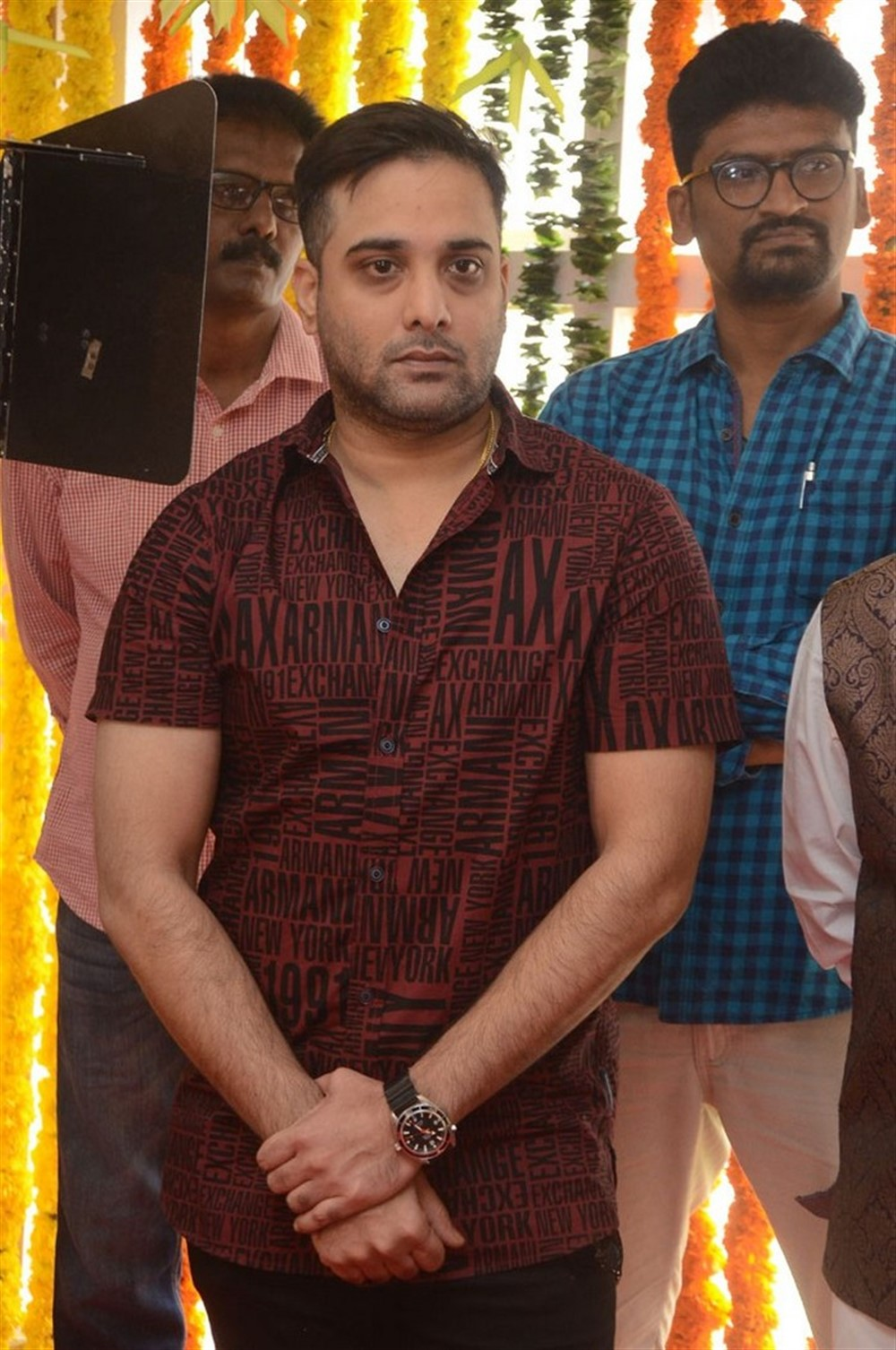Tarun @ Edaina Jaragochu Movie Launch Stills