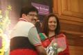 Lakshmi Ramakrishnan at Tamil Edison Awards 2013 Press Meet Stills