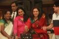 Viji, Lakshmi Ramakrishnan at Tamil Edison Awards 2013 Press Meet Stills