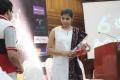 Singer Chinmayi at Tamil Edison Awards 2013 Press Meet Stills
