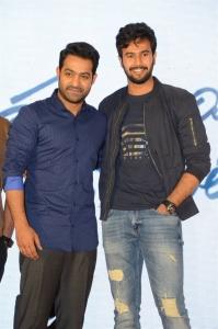 Jr NTR, Rahul Vijay @ Ee Maaya Peremito Audio Launch Stills