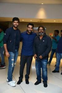 Rahul Vijay, Jr NTR @ Ee Maaya Peremito Audio Launch Stills