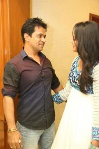 Arjun Sarja @ Ee Varsham Sakshiga Movie Audio Launch Stills