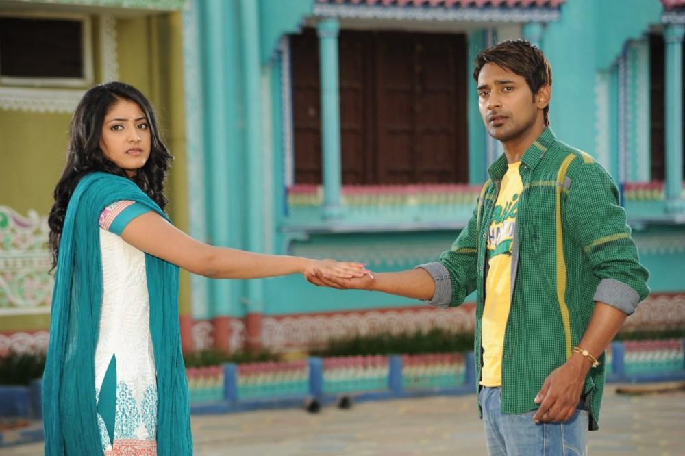 Haripriya, Varun Sandesh in Ee Varsham Sakshiga Movie Pictures