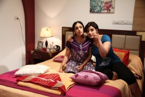 Nithya Menon & Swetha Menon in Ee Velalo Movie Photos