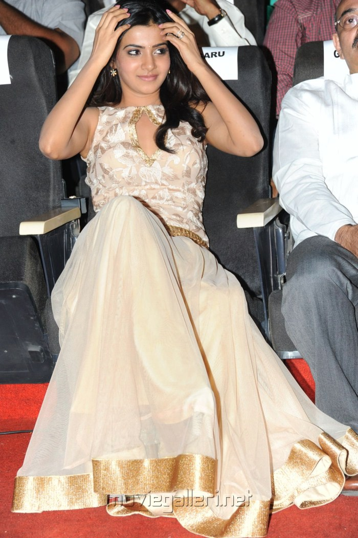 Samantha at Eega Audio Release Stills
